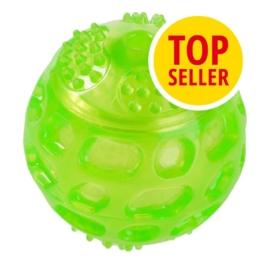 Hundespielzeug Squeaky Ball - 1 Stück (Ø 6 cm)